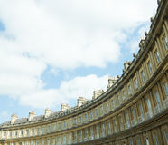 Bath architecture Royalty Free Stock Photo