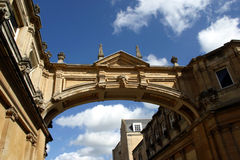 Bath Archway Royalty Free Stock Image