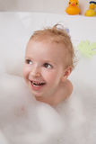 Bath baby Royalty Free Stock Image