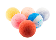Bath balls Stock Photo