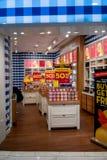 Bath & Body work shop at Emquatier, Bangkok, Thailand, Jun 29, 2 stock photos