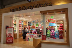 Bath & Body Works Stock Photos