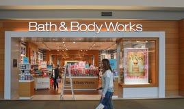 Free Bath & Body Works Store Entrance Stock Photo - 141314370