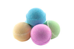 Bath bombs Stock Images