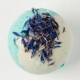 Bath bombs, essential oils, aromatherapy, spa Stock Image