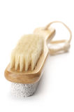 Bath brush Stock Photography