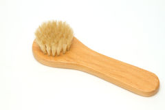 Bath brush,spa bath accessory Stock Photos