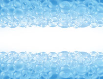Bath bubbles soap suds Royalty Free Stock Image