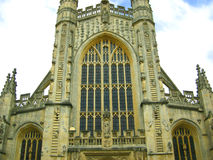 Bath Cathedral Stock Photography