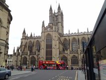 Bath Cathedral Royalty Free Stock Images