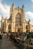 Bath Cathedral stock photo