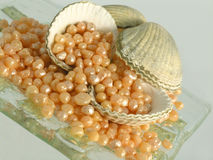Bath Caviar - Luxury Body Care Royalty Free Stock Photo