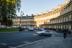 Bath, The Circus Royalty Free Stock Images