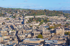 Bath City Skyine Royalty Free Stock Photography