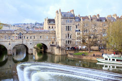 Bath Cityscape England UK Royalty Free Stock Image
