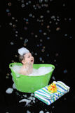 Bath de bulle photos stock