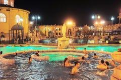 Bath de Szechenyi Image stock