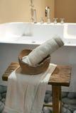 bath decoration spa Στοκ εικόνα με δικαίωμα ελεύθερης χρήσης