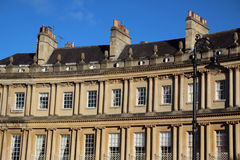 Bath, England. Bath is a city in Somerset, South West England Royalty Free Stock Images