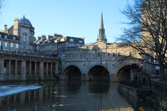 Bath, England Royalty Free Stock Photo