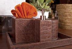 Bath Essentials Boutique Royalty Free Stock Photo