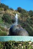 Bath fountain, Riviera del Sol. Royalty Free Stock Photography