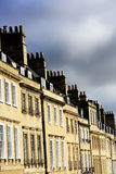 Bath Georgian Terrace Royalty Free Stock Image