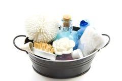 Bath gift Stock Photography
