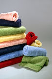 Bath Linen Royalty Free Stock Image
