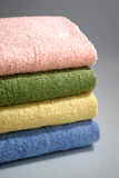 Bath Linen Stock Photo