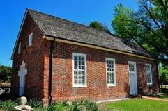 Bath, NC: 1734 St. Thomas Church Stock Photography