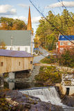 Bath, New Hampshire Scenic View Stock Photo