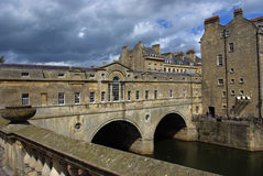 Bath Pulteney Bridge Stock Images