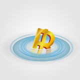 Bath Ripple Currency Royalty Free Stock Photo