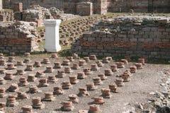 Bath romain Image libre de droits
