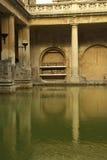 Bath romains Photos libres de droits