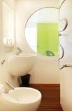 Bath-room Royalty Free Stock Photo