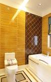 BATH ROOM. Bathroom interior in modern contemporary home Stock Photo