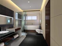Bath room Stock Image