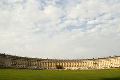 Bath Royal Crescent Stock Photos