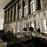 Bath - Royal Crescent Royalty Free Stock Photography