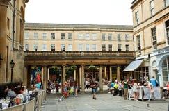 Bath's bathhouse Royalty Free Stock Images