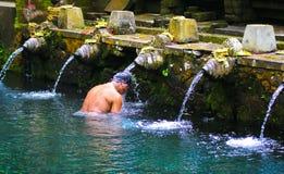 Bath sacré Photographie stock libre de droits