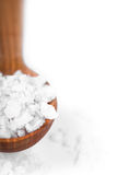 Bath salt Stock Photography
