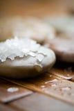 Bath salt Stock Photography