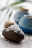 Bath salt Stock Image