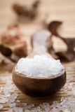 Bath salt Royalty Free Stock Photos