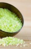 Bath salt Royalty Free Stock Photos