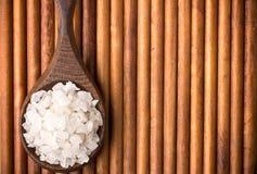 Bath salt. Stock Image
