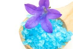Bath Salts Stock Photo